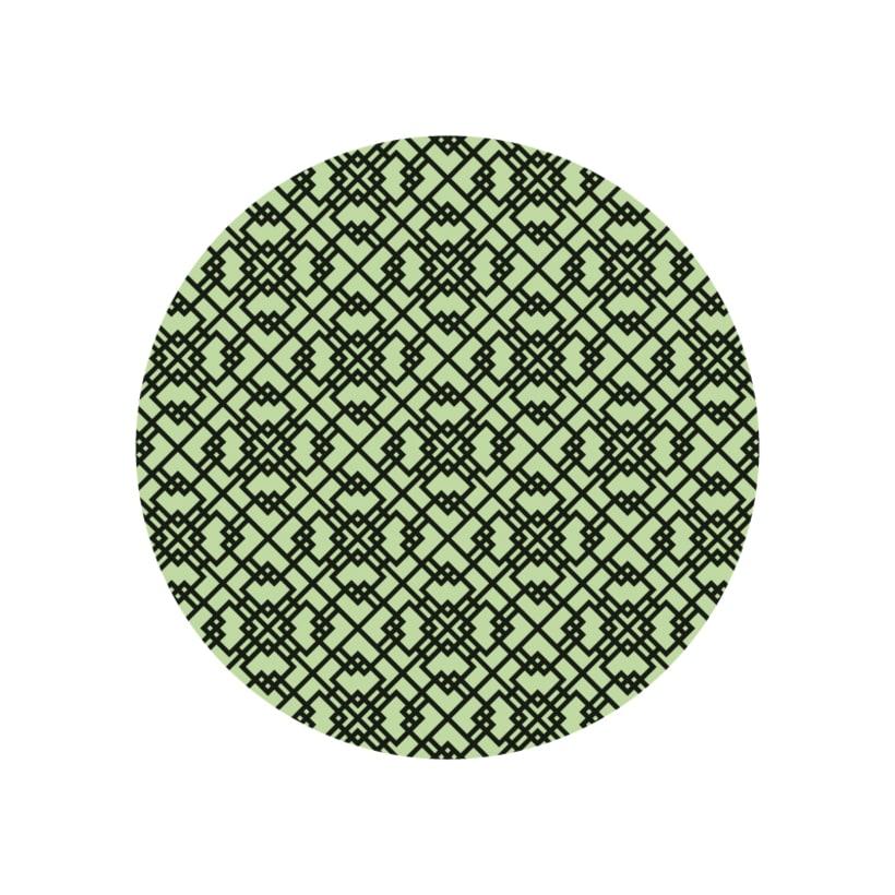 Korean Traditional Patterns 2