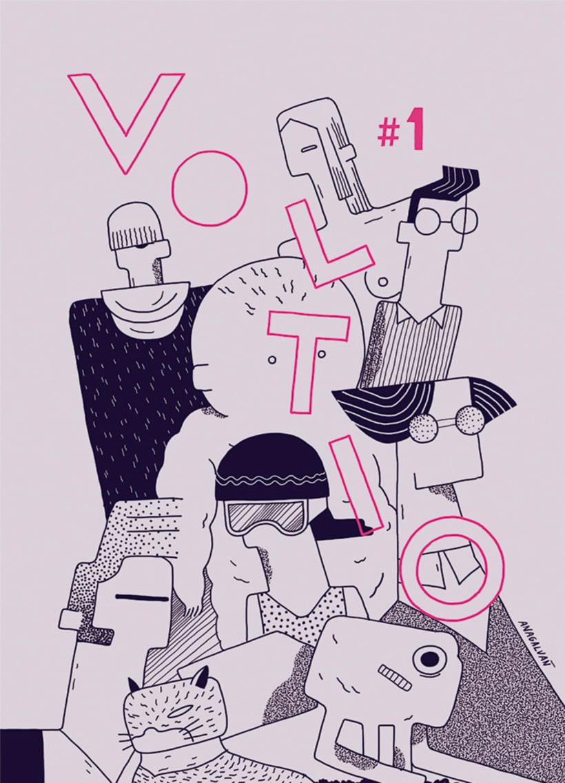 Voltio Magazine #1 2