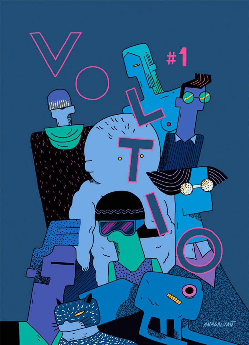 Voltio Magazine #1 1