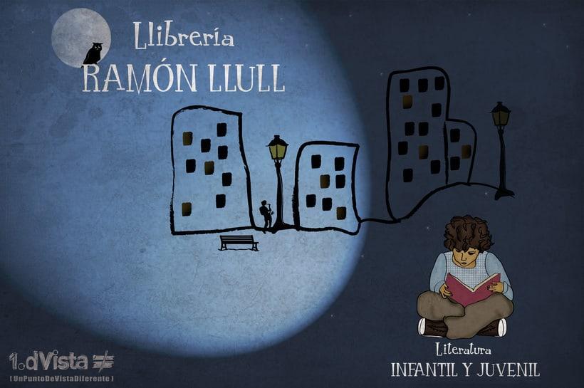 Llibreria Ramon Llull (Valencia) -1