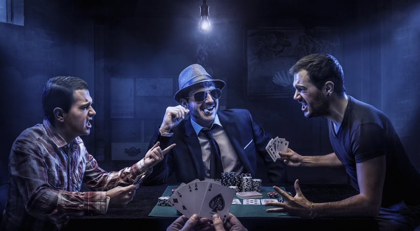 It is not a good game. Poker 0