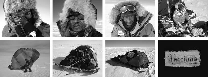 Acciona Antártica 90ºS 2