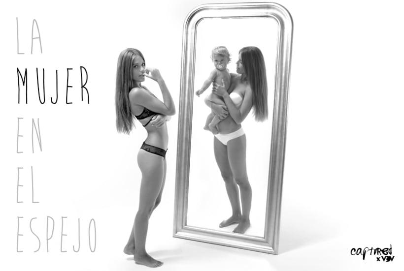 La Mujer en el Espejo 0