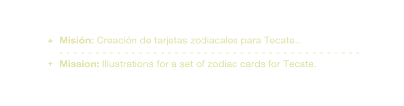 ZODIACO TECATE 1