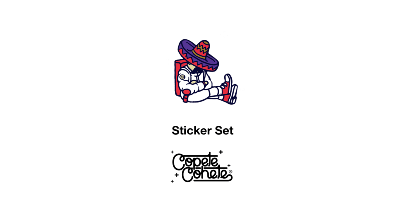 STICKER SET 0
