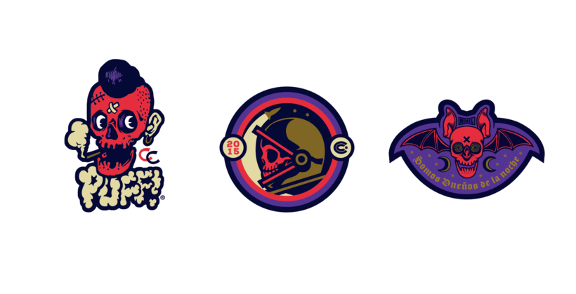 STICKER SET 6