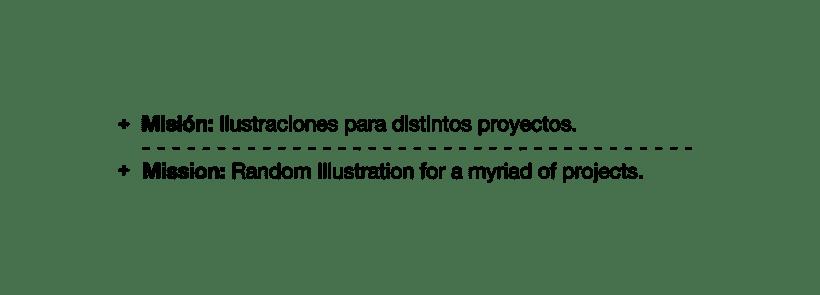 RANDOM ILLUSTRATIONS 1