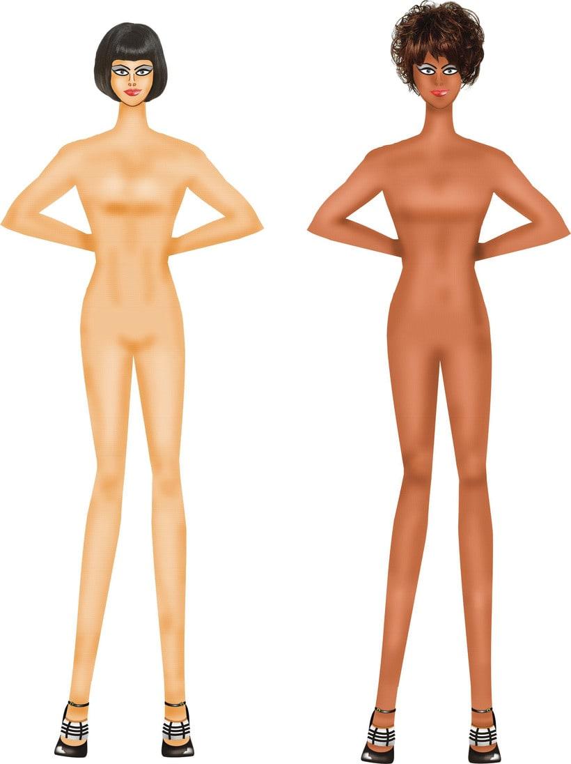 diseño de figurines 14