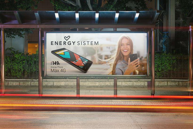 Energy Phone 4G - Billboard 2