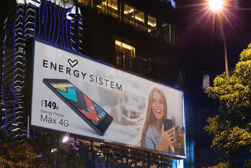 Energy Phone 4G - Billboard 3