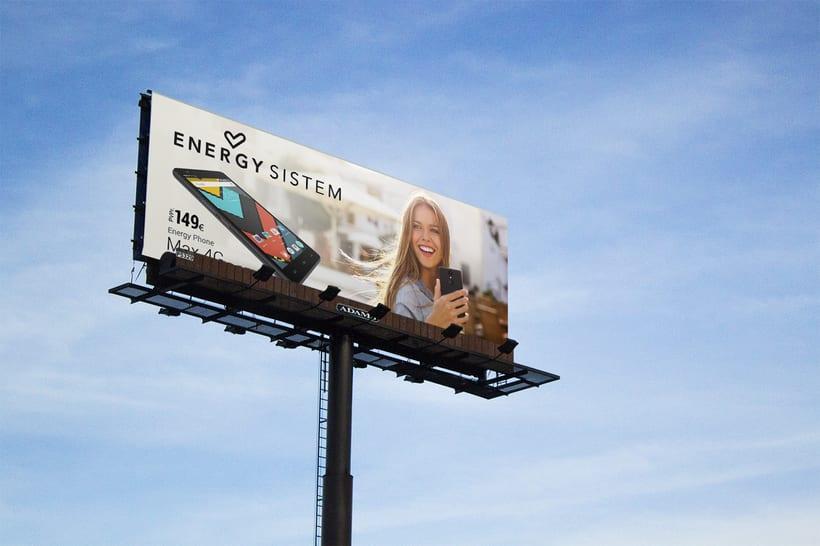 Energy Phone 4G - Billboard 1