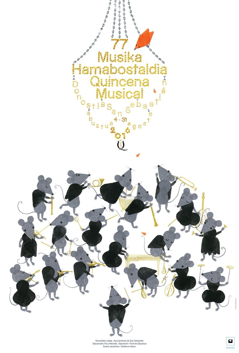 77 Quincena Musical de San Sebastián -1