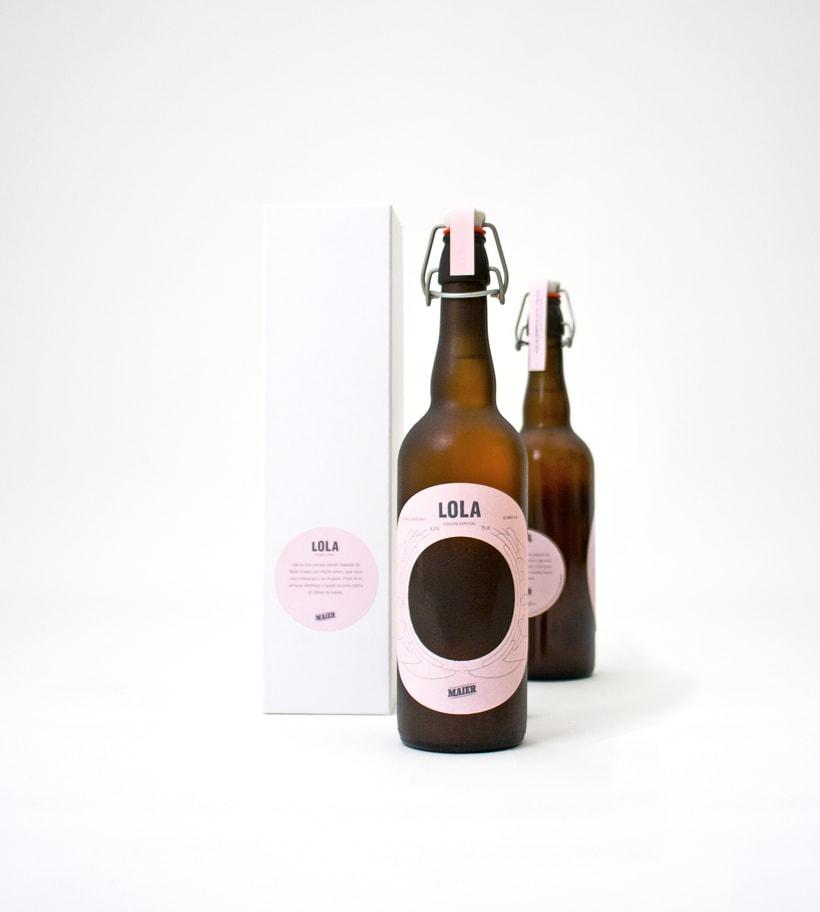 Cerveza Lola 0