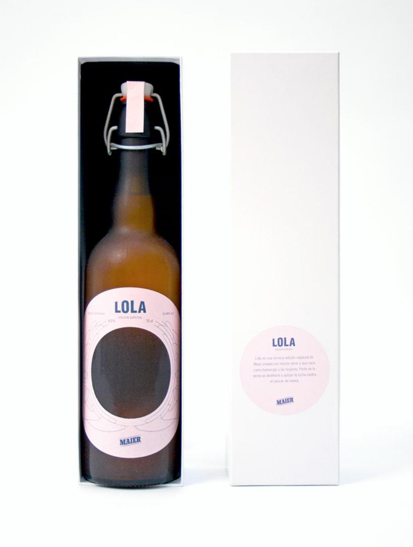Cerveza Lola 3
