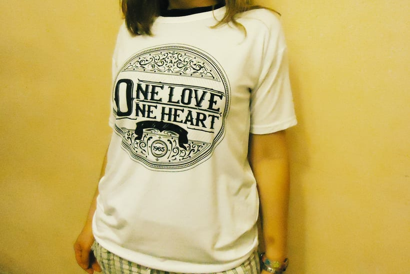 One Love One Heart 1
