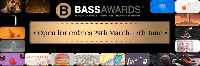 BassAwards Open for entries. 29March-7June  -1