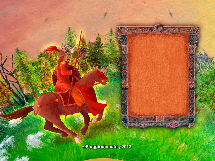 Tales Of The Magic Wheel - Baba Yaga 9