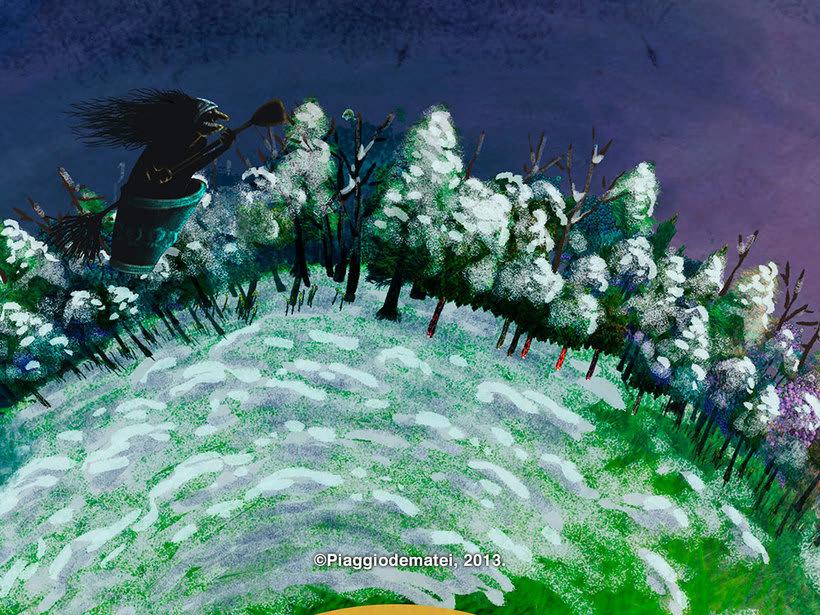 Tales Of The Magic Wheel - Baba Yaga 12