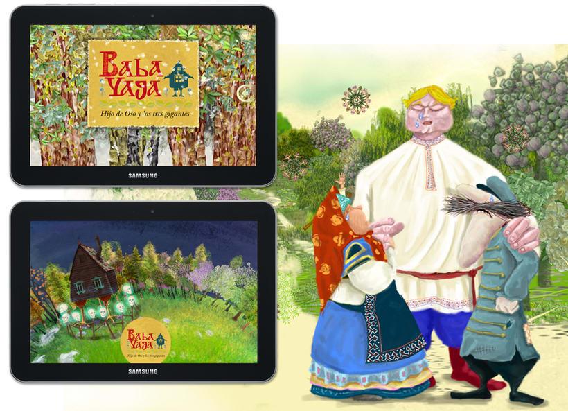 Tales Of The Magic Wheel - Baba Yaga 1