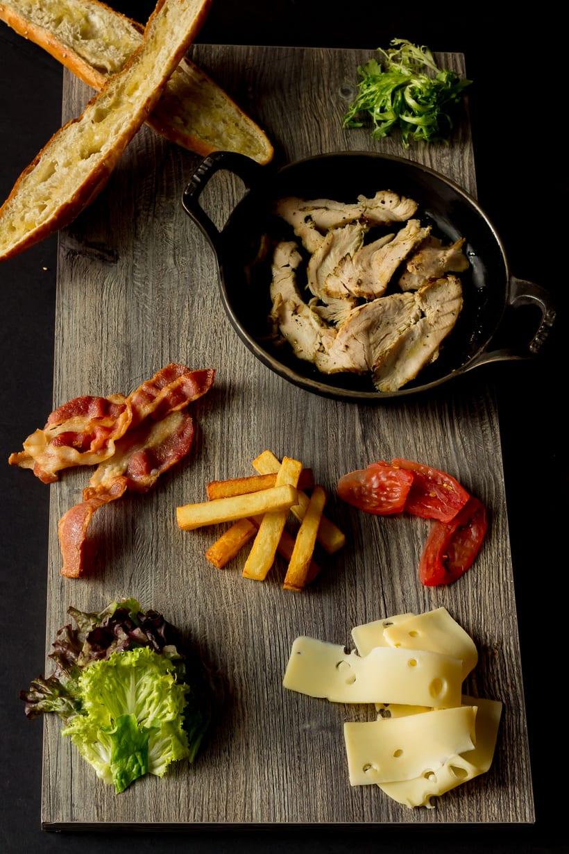 Mi Proyecto del curso: Fotografía gastronómica y retoque con Photoshop.  0