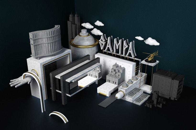 Proyecto fin de curso: Sampa. -1