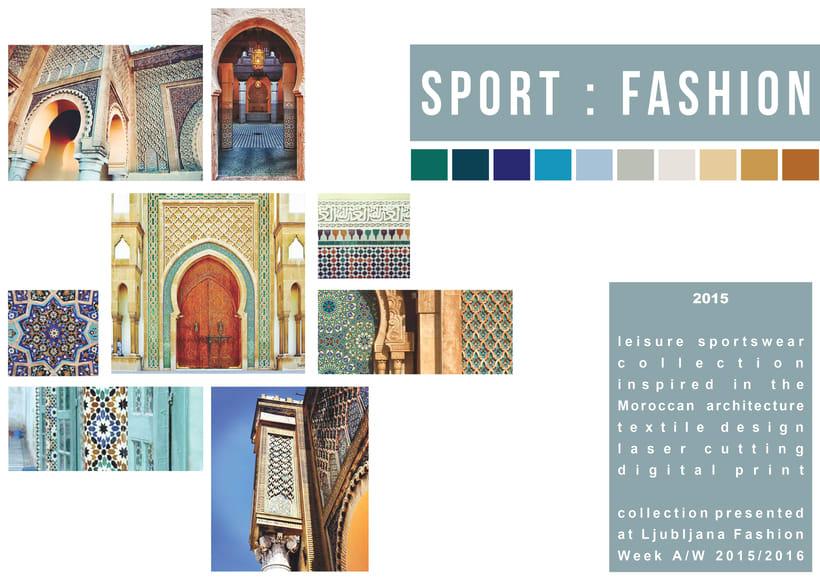 Sport : Fashion 0