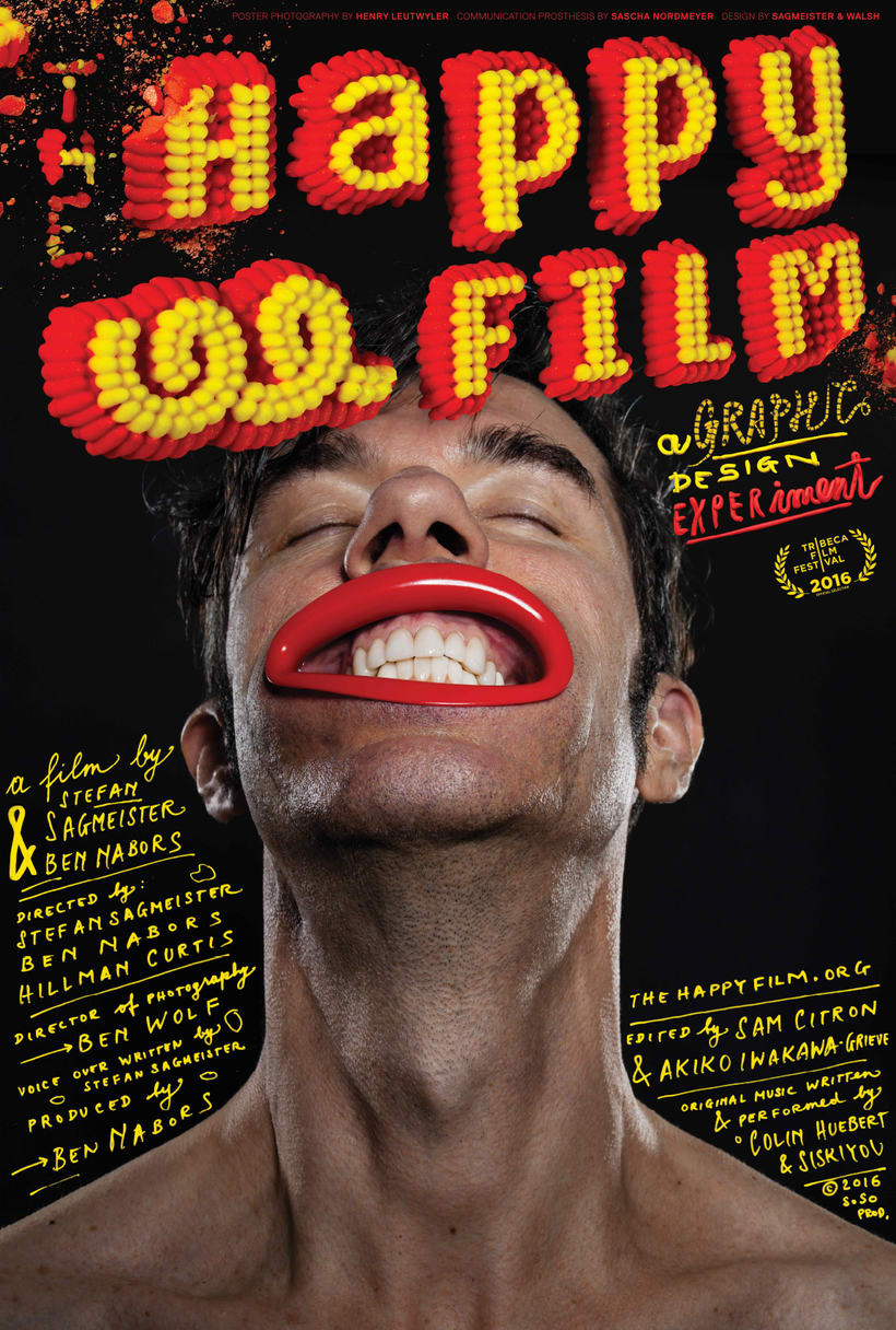 The Happy Film: un documental de Stefan Sagmeister  0
