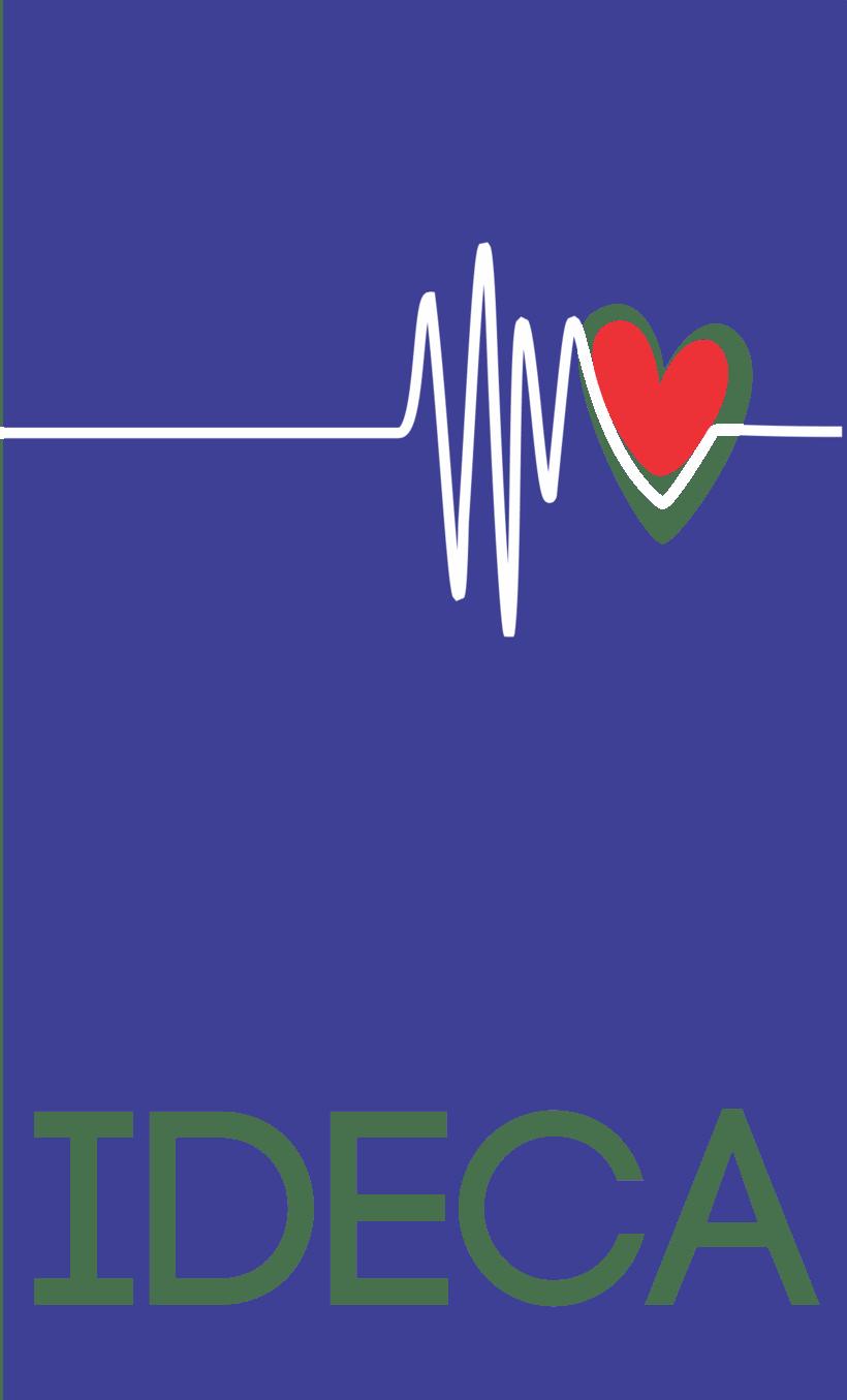 Isologotipo para IDECA (Instituto de cardiología) - Especializado en Hemodinamia 0