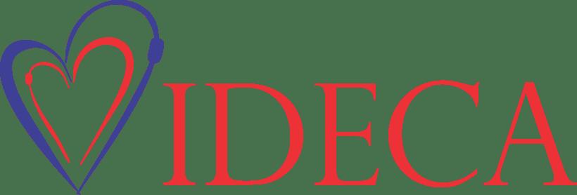 Isologotipo para IDECA (Instituto de cardiología) - Especializado en Hemodinamia 1