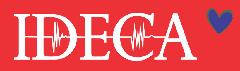 Isologotipo para IDECA (Instituto de cardiología) - Especializado en Hemodinamia 2