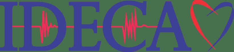 Isologotipo para IDECA (Instituto de cardiología) - Especializado en Hemodinamia 3