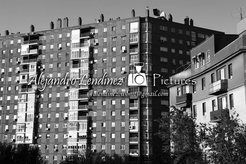 My City (B&W Photography) 4