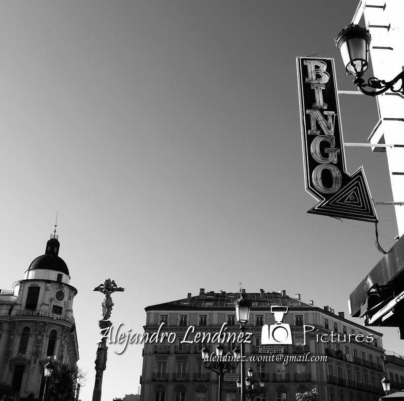 My City (B&W Photography) 15