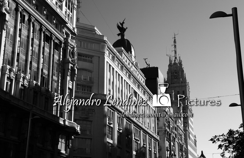My City (B&W Photography) 23