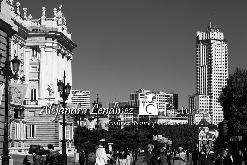 My City (B&W Photography) 32