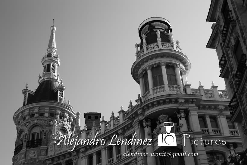 My City (B&W Photography) 36