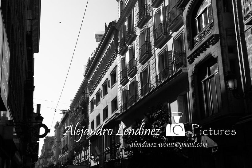 My City (B&W Photography) 39