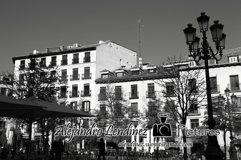 My City (B&W Photography) 42