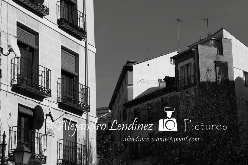 My City (B&W Photography) 71