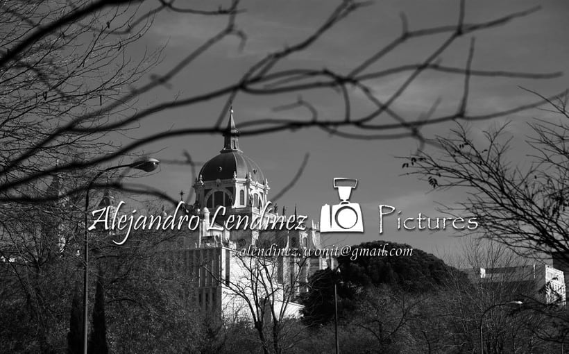 My City (B&W Photography) 83