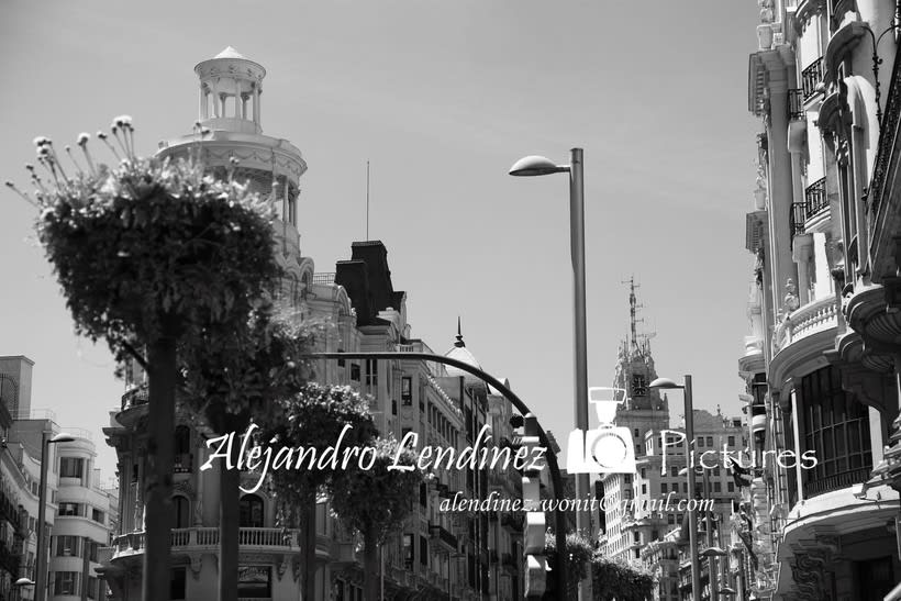 My City (B&W Photography) 98