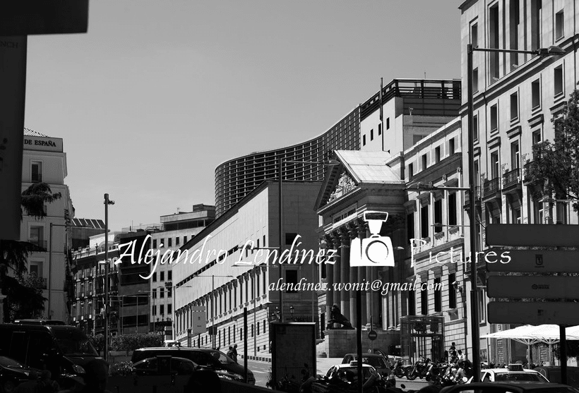 My City (B&W Photography) 108
