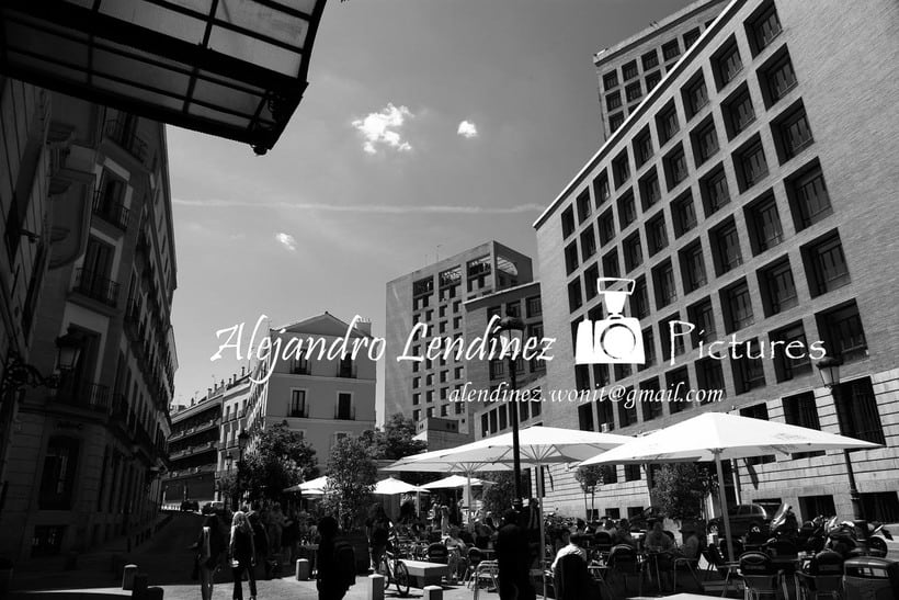My City (B&W Photography) 109