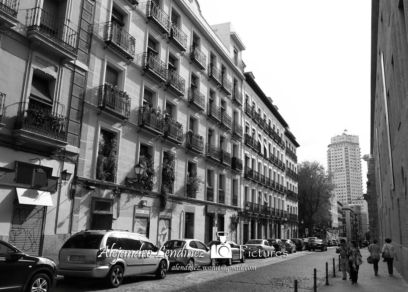 My City (B&W Photography) 127