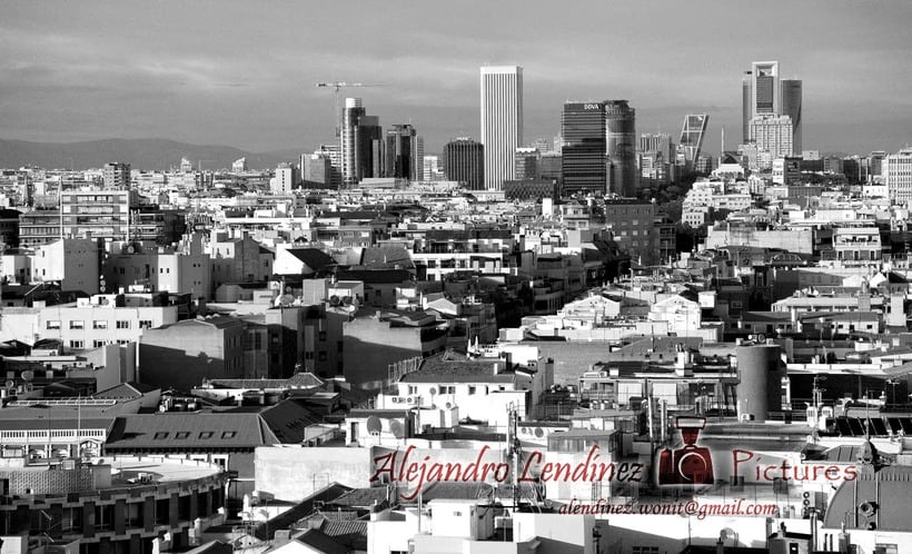 My City (B&W Photography) 128