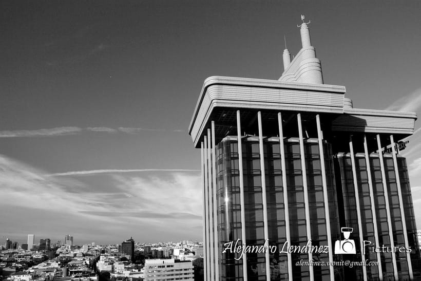My City (B&W Photography) 129