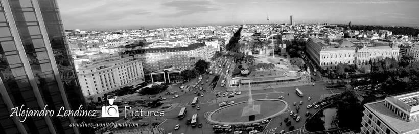My City (B&W Photography) 130