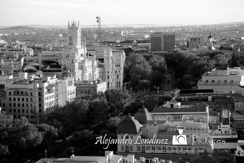 My City (B&W Photography) 131