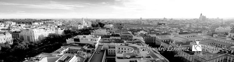 My City (B&W Photography) 132