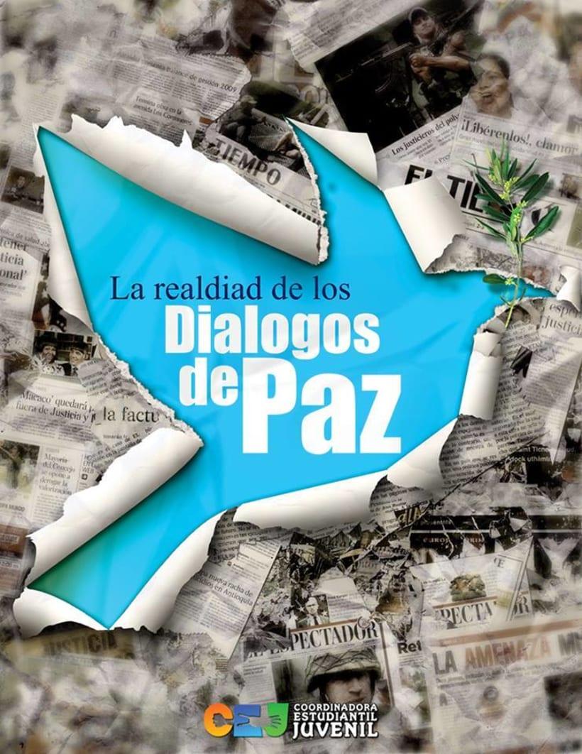 Cartilla - La realidad de los Diálogos de Paz 1